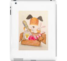 Childrens Classic kipper the dog iPad Case/Skin