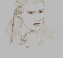 Legolas by celeste duminy