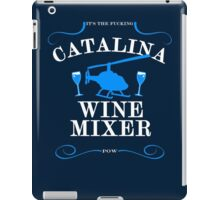 The Catalina Wine Mixer iPad Case/Skin