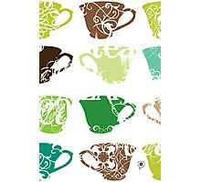 Green Tea Photographic Print