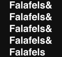 Falafels vs Bacon Strips!  by rviraj