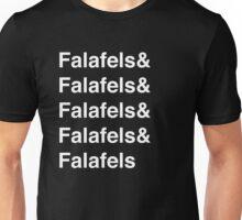 Falafels vs Bacon Strips!  Unisex T-Shirt