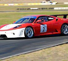 Ferarri F450 by Brett Whinnen
