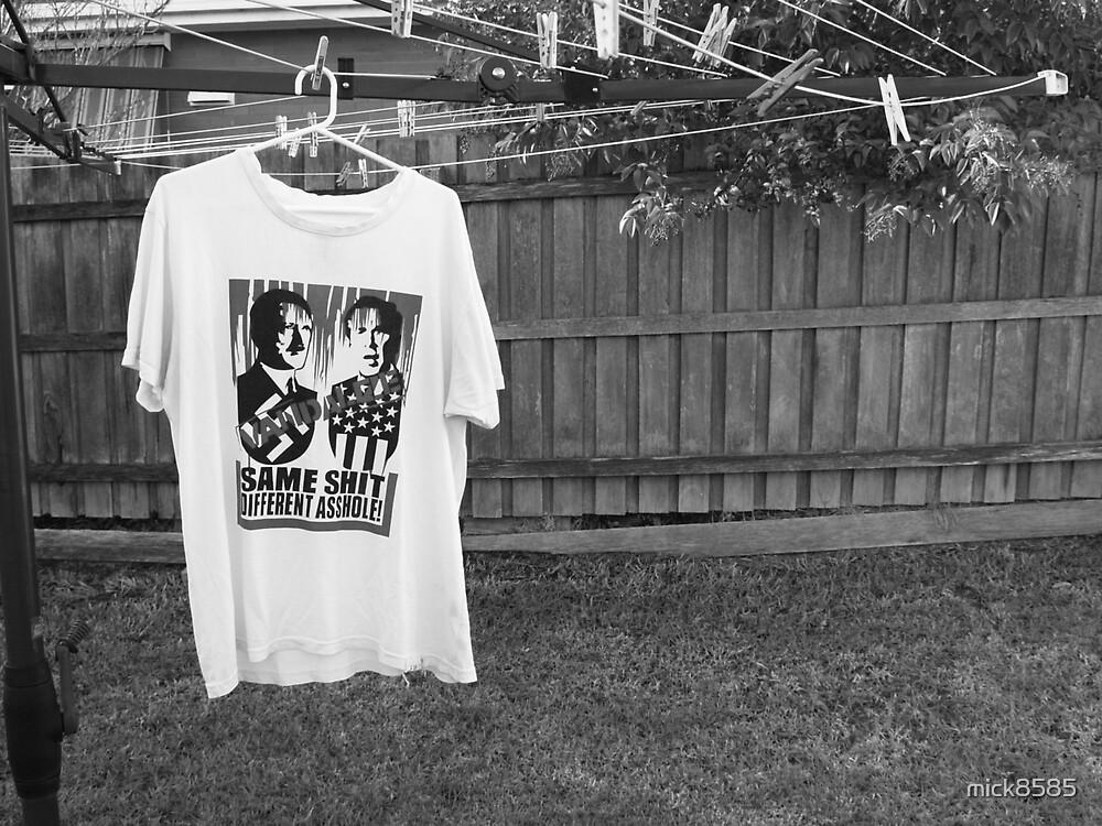 George's America/ My backyard by mick8585