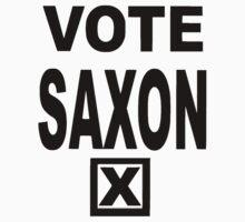 Vote Saxon by SamanthaMirosch