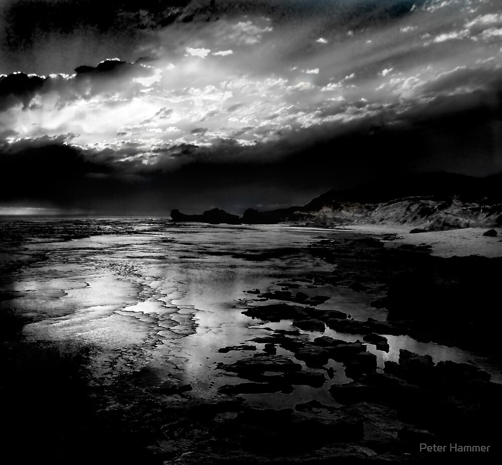 Sea and sky #2 by Peter Hammer