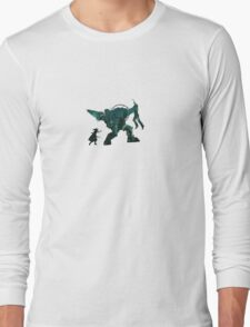 Dig Daddy Rapture - small Long Sleeve T-Shirt