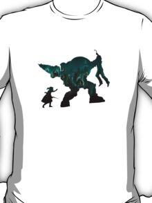 Big Daddy Rapture - Large T-Shirt