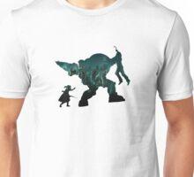 Big Daddy Rapture - Large Unisex T-Shirt