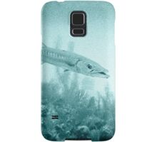Great Barracuda Samsung Galaxy Case/Skin