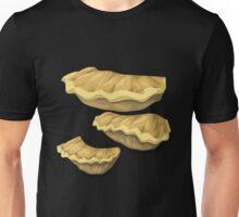 Glitch Groddle Land bling mushroom oyster 1 Unisex T-Shirt