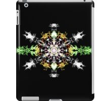 Psychedelic Snow Flake iPad Case/Skin