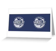 Seinfeld Vandelay Industries Greeting Card