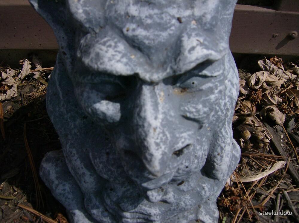 Gargoyle by steelwidow