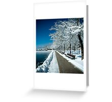 Better times Greeting Card