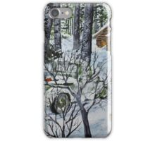 Deer Camp 141114 iPhone Case/Skin