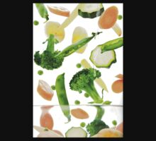 Healthy Vegetables One Piece - Long Sleeve