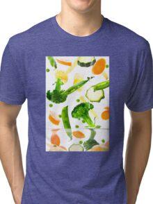 Healthy Vegetables Tri-blend T-Shirt