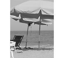 Umbrellas Photographic Print