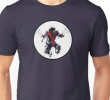 Splatter Paint Classic Nightcrawler Unisex T-Shirt