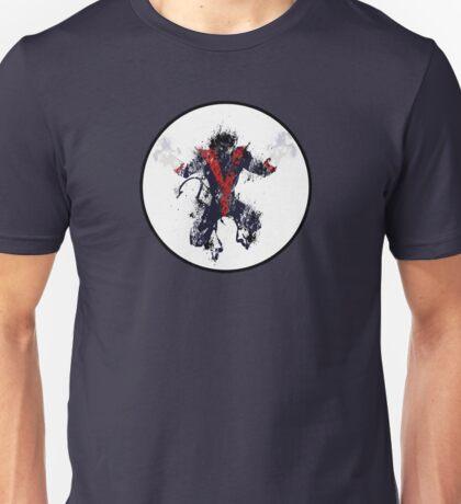 Splatter Paint Classic Nightcrawler Unisex T-Shirt