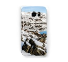 Stickle Tarn Winters Scene Samsung Galaxy Case/Skin