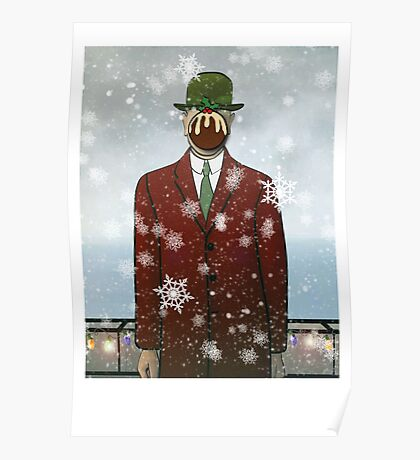 The Christmas Son of Man Poster