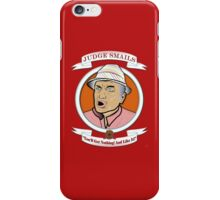 Caddyshack - Judge Smails iPhone Case/Skin