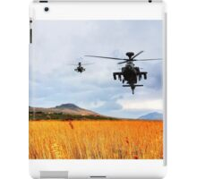 Apaches Approach iPad Case/Skin
