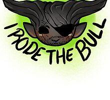 The Iron Bull by NEOEVA