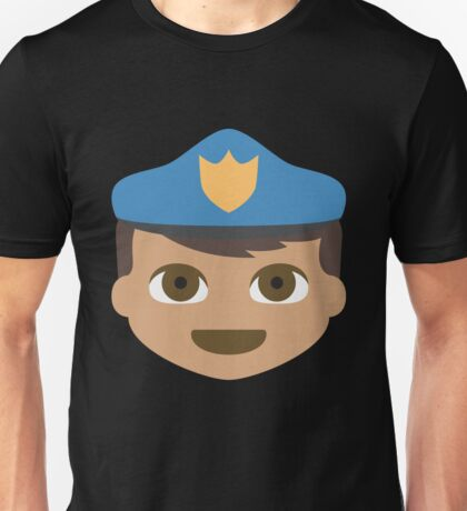 Police Officer, Cop Unisex T-Shirt