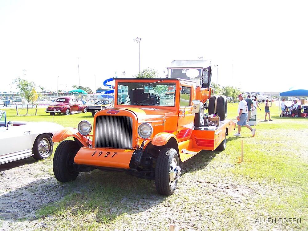 nice truck by ALLEN GREEN