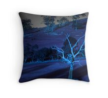 LYSTERFIELD LATE AFTERNOON SOMETHING AMISS Throw Pillow