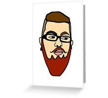 Adam Clare  Greeting Card