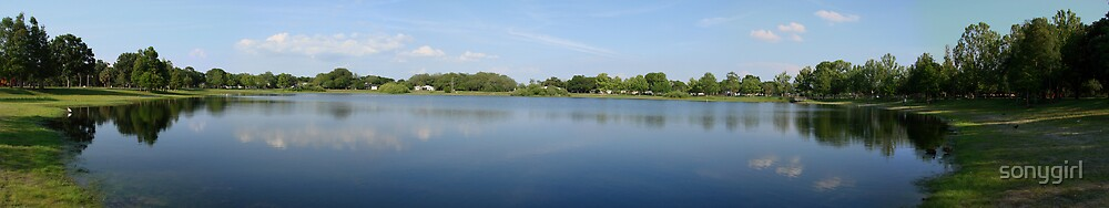 small little lake by sonygirl