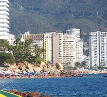View of Acapulco by StacyLizeth