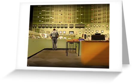 Bruno's Office by Paul Vanzella