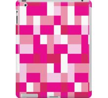 Pink Blocks iPad Case/Skin