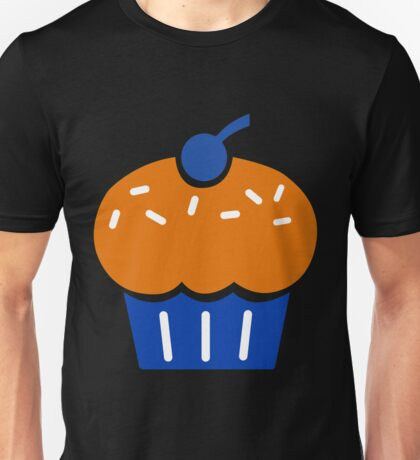 Kevin Durant okc kd warriors cupcake oklahoma city t-shirt Unisex T-Shirt