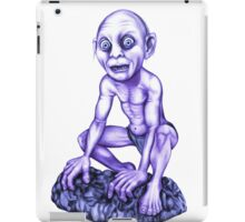 Gollum - Lord of the Rings iPad Case/Skin