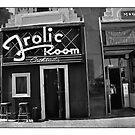 A Bar for Frolickers by LOREDANA CRUPI