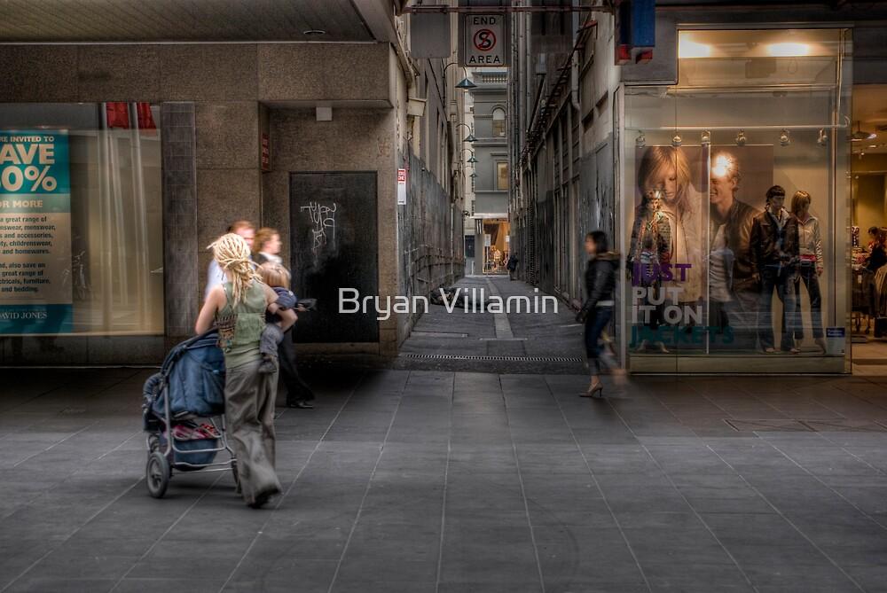 End Area by Bryan Villamin