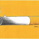 Cigarette by Ercan BAYSAL