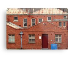 Griffiths Book Store,Geelong Metal Print