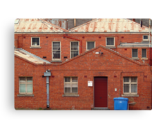 Griffiths Book Store,Geelong Canvas Print