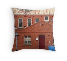 Griffiths Book Store,Geelong Throw Pillow