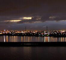 Melbourne Docklands by Noel Elliot