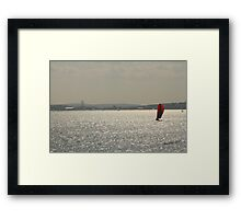 Cowes Framed Print