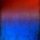 red over blue #3 by marcwellman2000