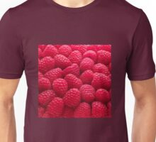 Raspberry Red Unisex T-Shirt